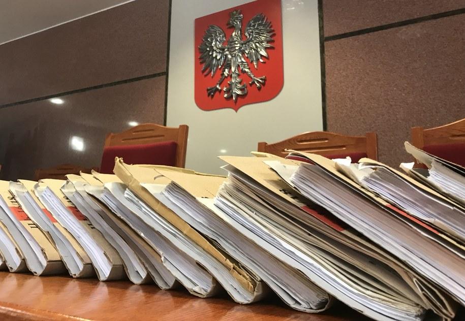 Pracownicy sądów planują masowe przejścia na L4 (zdjęcie ilustracyjne) /Piotr Bułakowski /Archiwum RMF FM