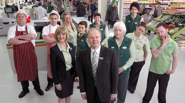 Pracownicy supermarketu Valco /  /materiały prasowe