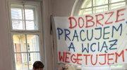 Pracownicy Szpitala Specjalistycznego im. dr J. Babińskiego w Krakowie, okupujący od połowy maja budynek administracyjny szpitala, rozpoczęli protest głodowy. Przystapiło do niego ośmiu pracowników. Domagają się podwyżek.