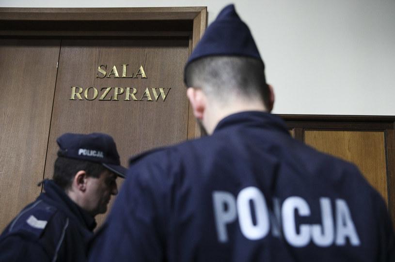 """Pracownik """"Króla dopalaczy"""" zeznawał przed sądem /Andrzej Hulimka  /Agencja FORUM"""