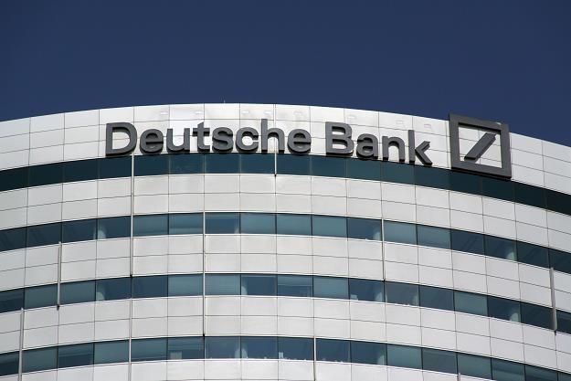 Pracownik londyńskiej filii Deutsche Banku przelał omylnie na konto amerykańskiego funduszu miliardy /©123RF/PICSEL