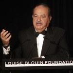 Meksykanin, najbogatszy człowiek świata