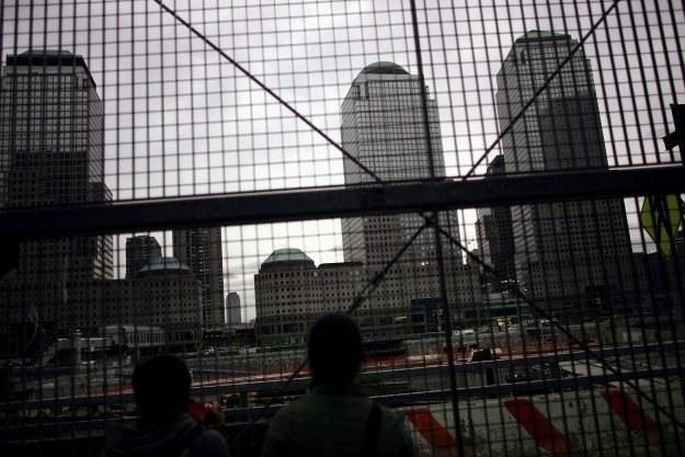 Pracujący przy porządkowaniu Strefy Zero wystąpili z pozwem zbiorowym przeciwko władzom Nowego Jorku /AFP