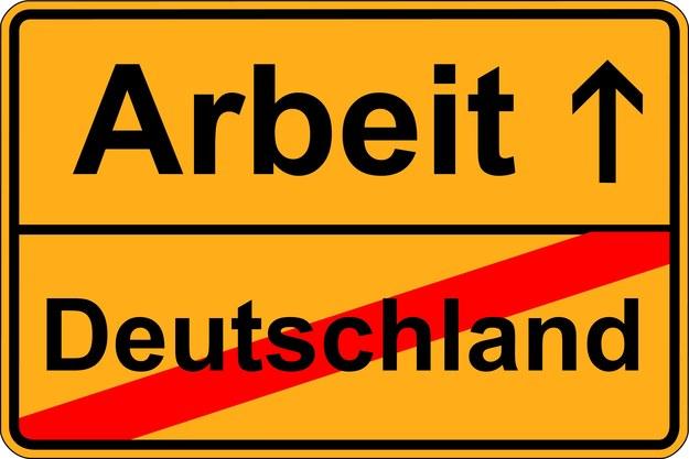 Pracy szukać będzie można tylko pół roku. Potem Niemcy wyrzucą bezrobotnych imigrantów /123RF/PICSEL