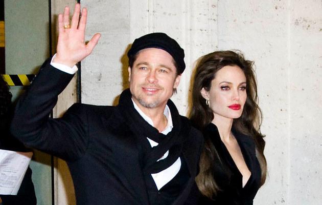 Prad Pitt i Angelina Jolie  /Splashnews