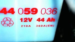 Prąd rozruchowy - lepszy akumulator