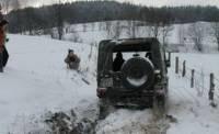 Prąd wraca, ale mieszkańcy boją się kolejnych opadów śniegu /Super Nowości