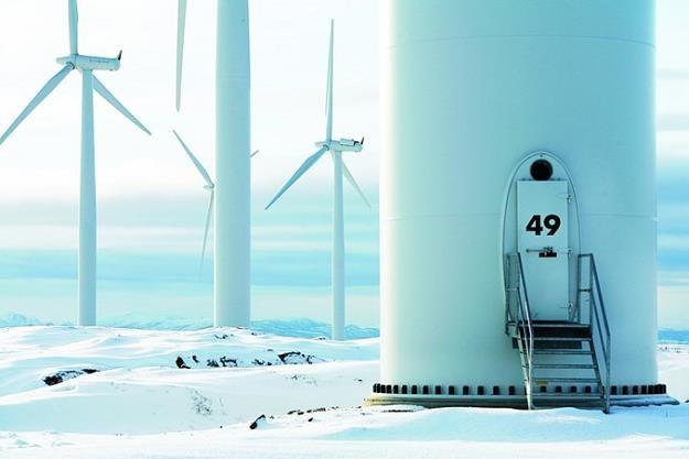 Prąd wytworzony w farmie wiatrowej wystarczy do oświetlenia 170 000 mieszkań. Fot. Statkraft /