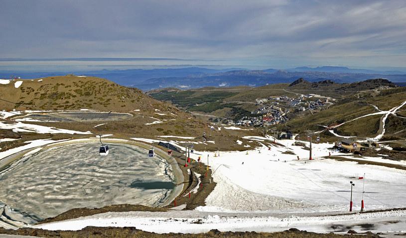 Pradollano w Sierra Nevada /123RF/PICSEL