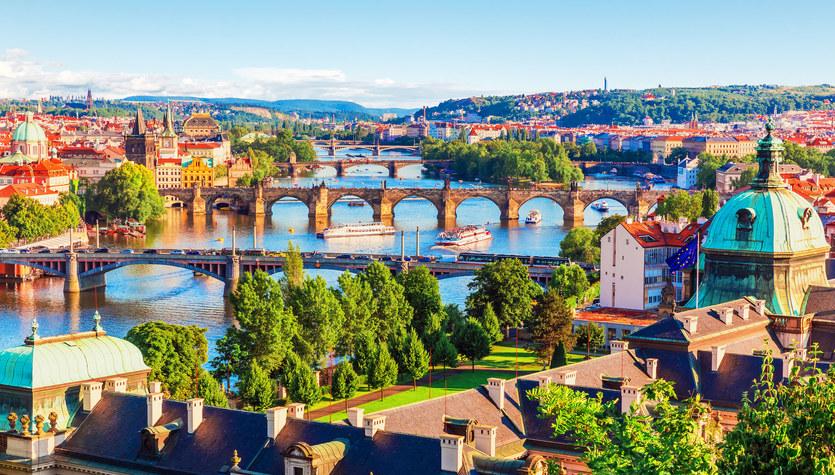 Praga. Miasto alchemików, czarów i cudów