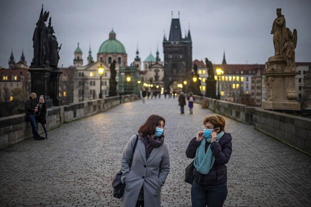 Praga, stolica Czech /Martin Divisek /PAP/EPA