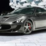 Praktyczne Maserati Gran Tourismo MC Stradale