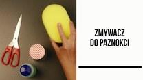 Praktyczny zmywacz do paznokci