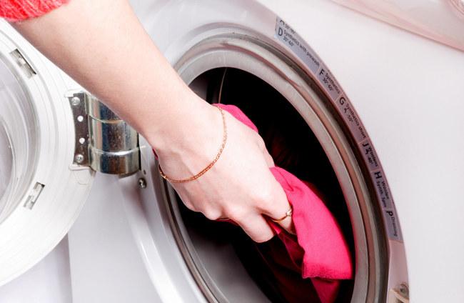 pralka czyszczenie /© Photogenica