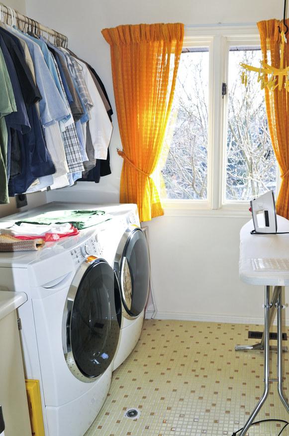 pranie w domu /© Photogenica