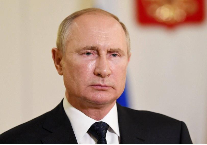 Prasa: Putin wysyła sygnały w sprawie Białorusi do Zachodu i opozycji /ALEXEI NIKOLSKY  /PAP/ITAR-TASS