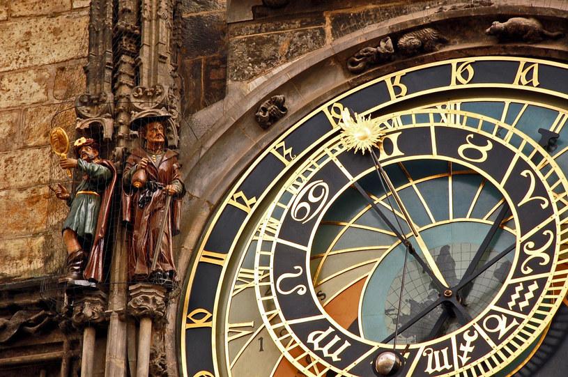 Praski zegar astronomiczny - Orloj /123RF/PICSEL