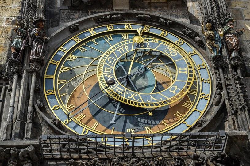 Praski zegar astronomiczny /Gerard /Reporter