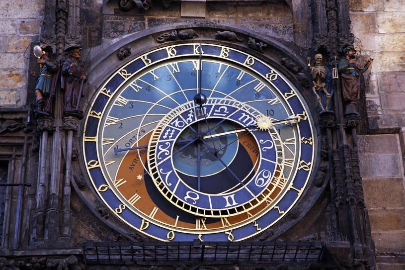 Praski zegar Orloj /East News