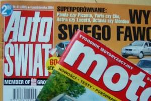 Prasowa moto-rywalizacja