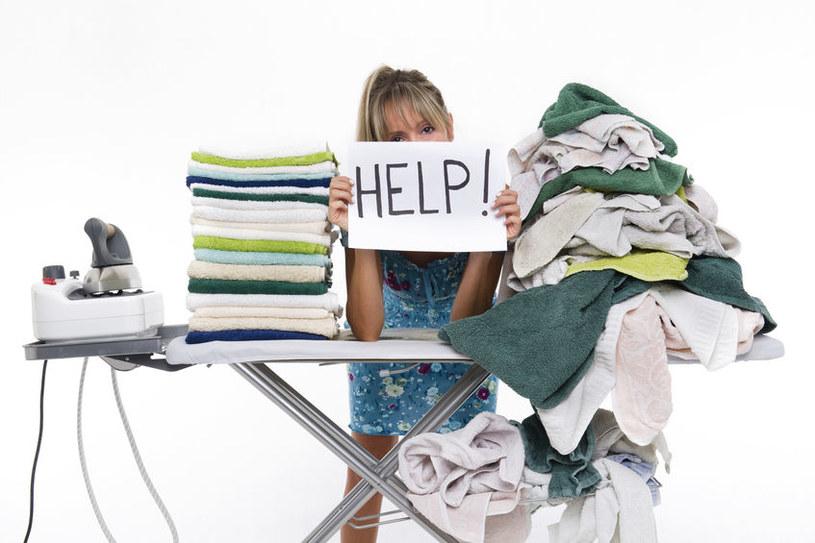 Prasowanie ubrań /©123RF/PICSEL