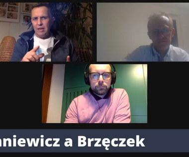 Prawda Futbolu. Relacje Michniewicz-Brzęczek mogły mieć wpływ na decyzję Bońka. Wideo
