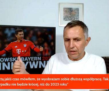 Prawda Futbolu. Roman Kołtoń Czy Robert Lewandowski zostanie w Bayernie do 2023 roku. Wideo