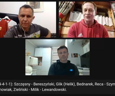 Prawda Futbolu. Roman Kołtoń i Mirosław Szymkowiak typują wyjściowy skład Reprezentacji Polski. Wideo