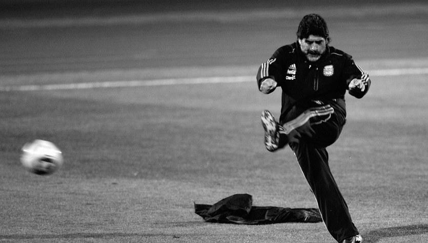 Prawda Futbolu. Roman Kołtoń wspomina Diego Maradonę