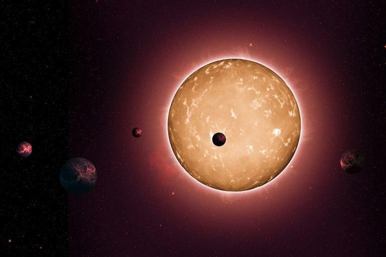 Prawdopodobnie wszystkie mniejsze egzoplanety mają kołowe orbity /NASA