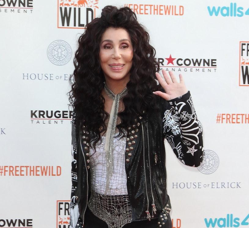 Prawdziwa kreatorka trendów, Cher rozpoczęła karierę muzyczną od rozwoju hipisowskiego ruchu /East News