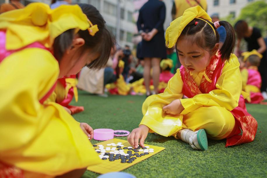 Prawdziwych imion i nazwiska dziewczynek możemy nigdy nie poznać (zdj. ilustracyjne) / Xin Yuewei /PAP/EPA
