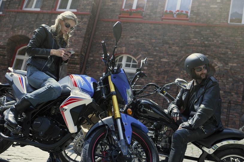 Prawdziwym hitem sprzedażowym są motocykle z silnikami 125 ccm /