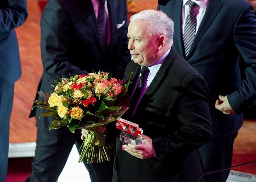 Prawica zrobi z Kaczyńskiego bohatera? /Rafał Oleksiewicz /Reporter