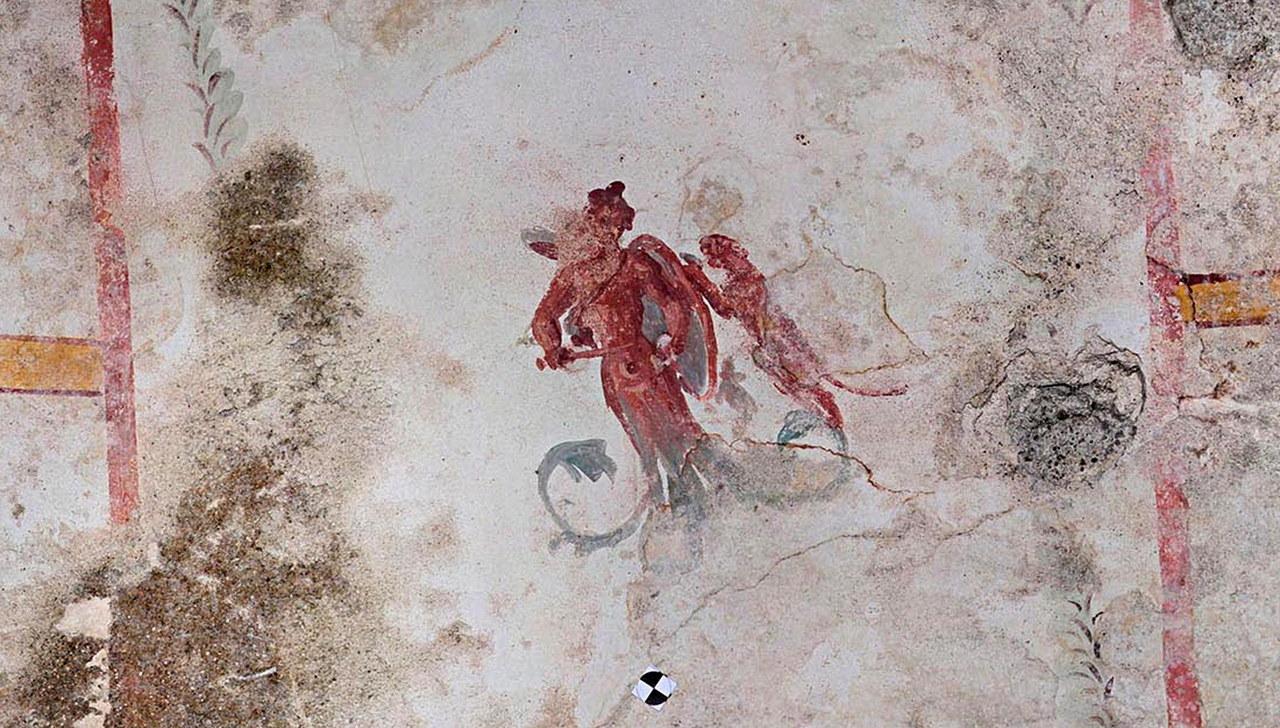 Prawie 2 tysiące lat nikt o tym nie wiedział. Niezwykłe odkrycie w Złotym Domu Nerona