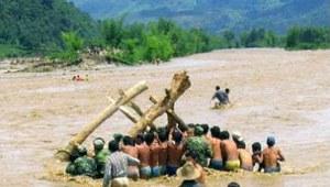 Prawie 300 ofiar powodzi