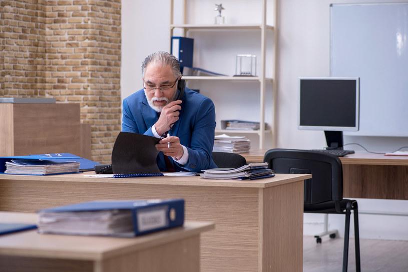 Prawie 40 proc. rodaków zamierza pracować zawodowo po osiągnięciu wieku emerytalnego /123RF/PICSEL