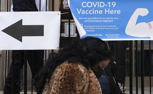 Prawie 98 mln zachorowań na Covid-19 na świecie. Obiecujące wyniki badań kolejnej szczepionki