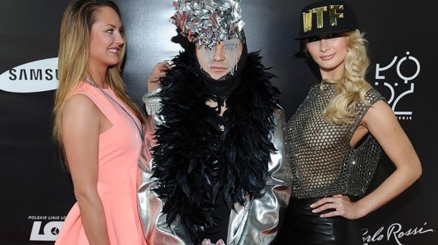 Prawie jak Lady Gaga... Michał Witkowski szokuje stylizacjami / fot. Kurnikowski /AKPA