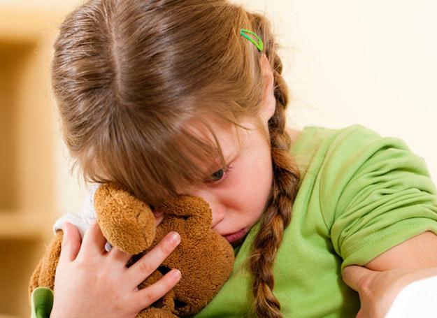 Prawie każde dziecko doświadcza w swoim życiu przykrych wydarzeń, które mogą stać się powodem jego l  /© Panthermedia