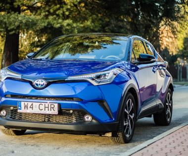 Prawie połowa Toyot sprzedanych w Europie to hybrydy