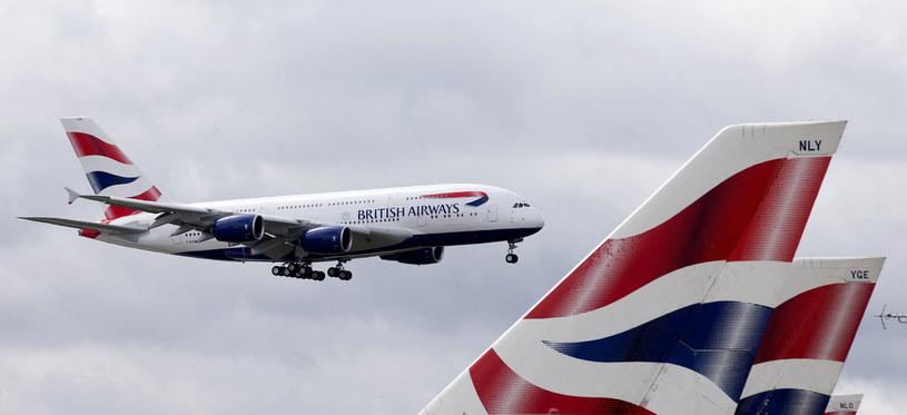 Prawnicy chcę obarczyć linie lotnicze British Airlines. /AFP