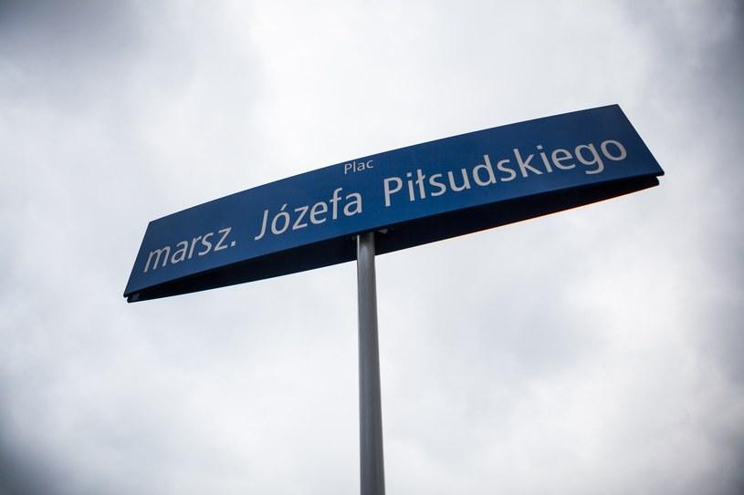 Prawnicy szukają sposobu na zablokowanie budowy Pomnika Ofiar Katastrofy Smoleńskiej przy Pl. Piłsudskiego /Adam Burakowski/REPORTER /Reporter