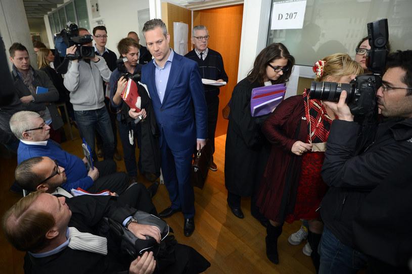 Prawnik Fouada Belkacema /AFP