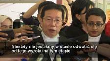 Prawnik oskarżonch w sprawie zabójstwa Kim Dzong Nama: Nie jesteśmy w stanie się odwołać