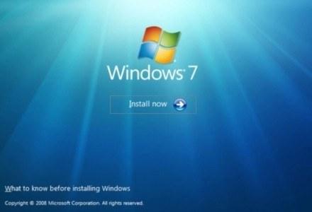 Prawo do używania Windows 7 RC wygasa 1 czerwca /materiały prasowe