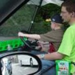 Prawo jazdy czyli dziecko za kierownicą?