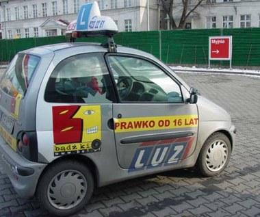 Prawo jazdy dla małolata