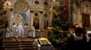 Prawosławni świętują Boże Narodzenie