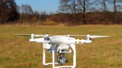 Precyzyjne i efektywne. Drony kuszą energetykę